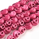 Synthetic Howlite Beads(X-TURQ-E006-14)-1