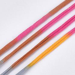 Cordons polyester, colorées, 20~25 mm; 28.5~30 m / rouleau(OCOR-S122-03M)