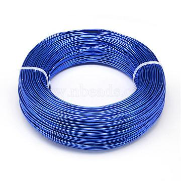 6mm RoyalBlue Aluminum Wire