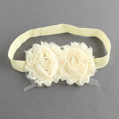 LightYellow Cloth Headband