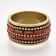 Handmade Indonesia Wide Band Finger Rings(IPDL-S053-219C)-3