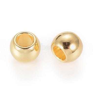 Tibetan Style Spacer Beads(TIBEB-LFH10389Y-G-LF)-2