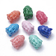 Synthetic Coral Beads(X-CORA-Q033-08)-1