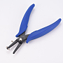 RoyalBlue Steel Assorted(TOOL-WH0079-35)