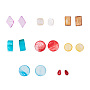 82mm Mixed Color Mixed Shapes Freshwater Shell Beads(SHEL-PH0001-13)