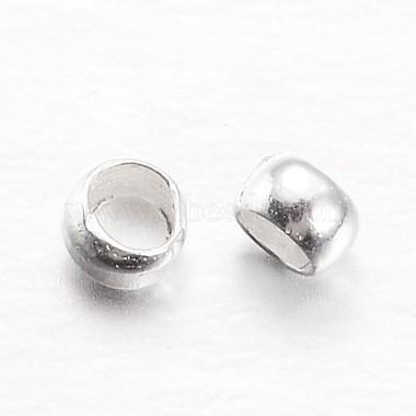 Rondelle Brass Crimp Beads(X-KK-L134-27S)-2
