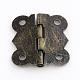 деревянные аксессуары железный ящик с откидной(X-IFIN-R203-54AB)-1