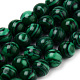 Synthetic Malachite Bead Strands(X-G-Q462-57-8mm)-1