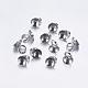 202 Stainless Steel Bead Cap Pendant Bails(STAS-L198-05A)-1