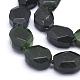 Natural Green Jade Beads Strands(G-K223-44A)-3