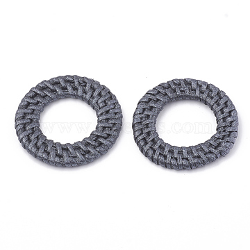 43mm Black Ring Others Linking Rings
