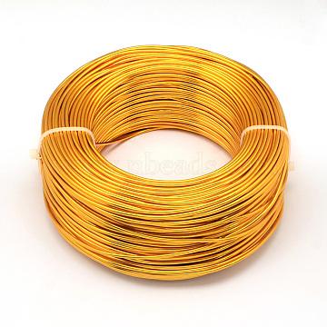 1mm Orange Aluminum Wire