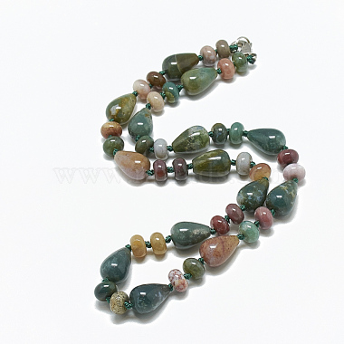 Indian Agate Necklaces