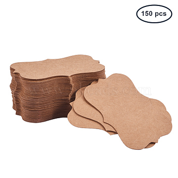 Sienna Paper Price Tags