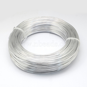 0.8mm Silver Aluminum Wire
