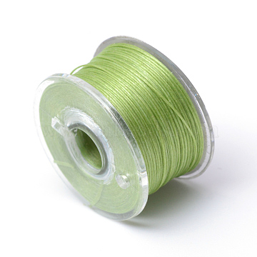 0.1mm YellowGreen Polyacrylonitrile Fiber Thread & Cord