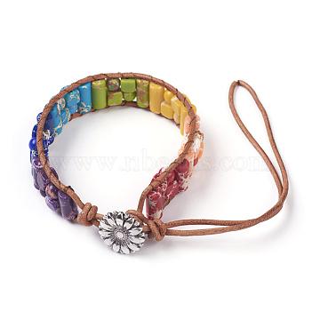 Colorful Regalite Bracelets