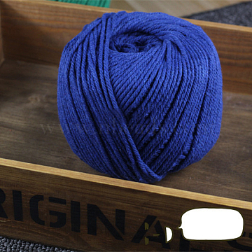 3mm Blue Cotton Thread & Cord