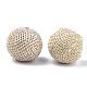 Handmade Hemp Woven Beads(X-WOVE-Q077-09B)-2