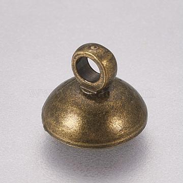 Antique Bronze Alloy Bail