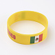 Silicone Wristbands Bracelets(BJEW-K168-01L)-1