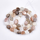 Natural Sunstone Beads Strands(X-G-T108-23)-2