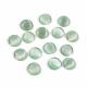 Cat Eye Glass Cabochons(X-CE067-8-7)-1