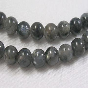 Natural Larvikite/Black Labradorite Beads Strands, Round, about 4mm, Hole: 0.8mm, about 91pcs/strand, 15.5 inches(X-GSR4mmC128)