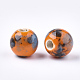 Handmade Porcelain Beads(PORC-Q262-03J)-2