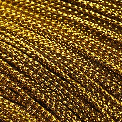 Metallic Cord, Dyed, Gold, 0.8mm(AS008Y)