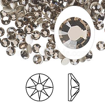 Austrian Crystal Rhinestone Cabochons, Crystal Passions, Foil Back, Xirius Rose, 2088, 284_Greige, 3.8~4mm(X-2088-SS16-284(F))