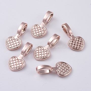 Rose Gold Alloy Bail