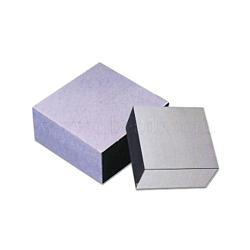 Établis à enclume en fer carré marteau d'or, bloc de banc de bijoux, pour la fabrication de bijoux outils de bricolage, brut (non plaqué), 63x63x15 mm