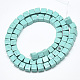 Synthetic Turquoise Beads Strands(G-S357-G16)-2