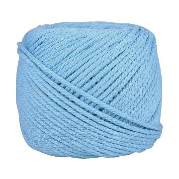 4mm DeepSkyBlue Cotton Thread & Cord