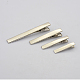 Mixed Iron Flat Alligator Hair Clip Findings(IFIN-X0030)-3