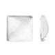 Transparent Glass Square Cabochons(X-GGLA-S022-15mm)-1