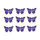 Chinese Style Alloy Enamel Beads(X-ENAM-L015-16B-G)-1