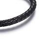 Leather Braided Cord Bracelets(BJEW-E352-04B-B)-2