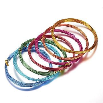 2mm Mixed Color Aluminum Wire