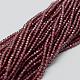 Natural Garnet Bead Strands(G-P271-3mm-05)-3