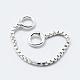 Sterling Silver Box chain(STER-K171-10)-2