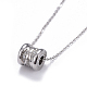 304 Stainless Steel Pendant Necklaces(NJEW-I232-30)-3