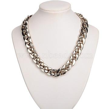 Gainsboro Plastic Necklaces