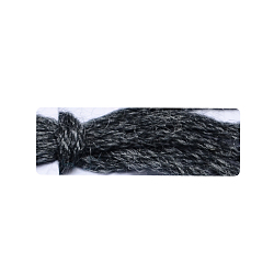 Soft Baby Knitting Yarns, with Cashmere, Wool and Antistatic Fibre, DarkSlateGray, 2mm; about 50g/roll, 8rolls/box(YCOR-R021-H29)