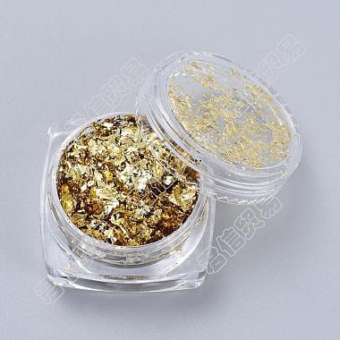 Gold Chip Gold Foil
