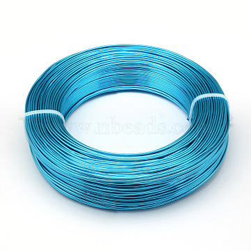 1.5mm DodgerBlue Aluminum Wire