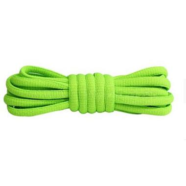 Light Green Polyester Shoelace