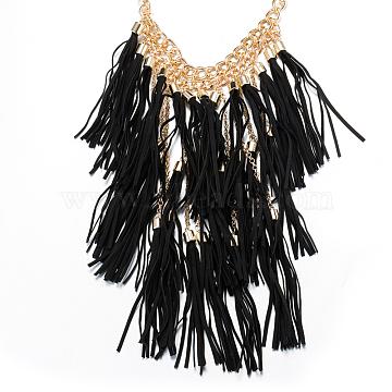 Black Alloy Necklaces