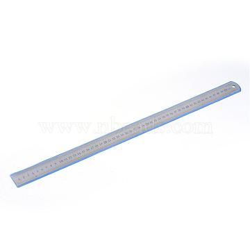 Stainless Steel Rulers, Stainless Steel Color, 535x28x1mm(TOOL-R106-13)